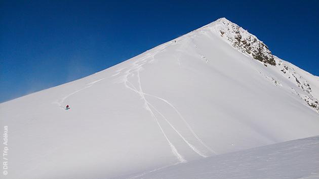 Séjour ski freeride labellisé FWT en Andorre