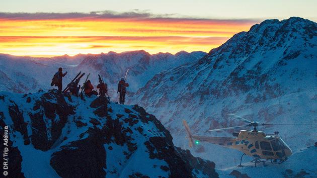 Séjour ski freeride en Andorre avec héliski !!