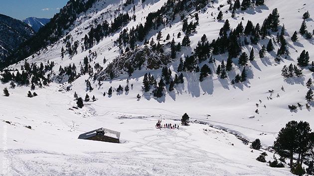 Au coeur des Pyrénées, en Andorre, un ski trip incroyable