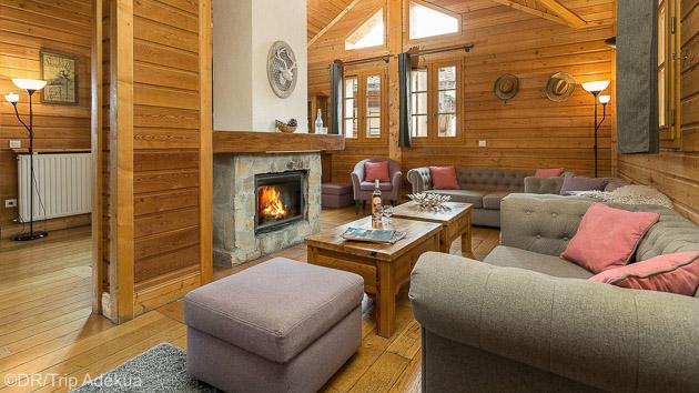 Votre séjour en chalet grand confort sur les pistes de l'Alpe d'Huez