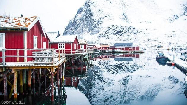 Un séjour unique dans les Alpes Bodo en Norvège