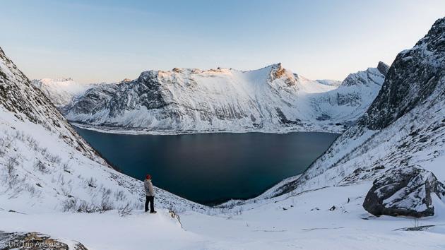 Des vacances de rêve pour découvrir la Norvège en ski de randonnée