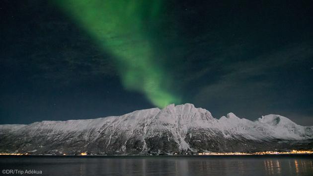Admirez les aurores boréales pendant votre séjour dans les Alpes Bodo en Norvège