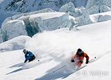 2 jours intenses de ski freeride à Nax, le « Balcon du ciel » - voyages adékua