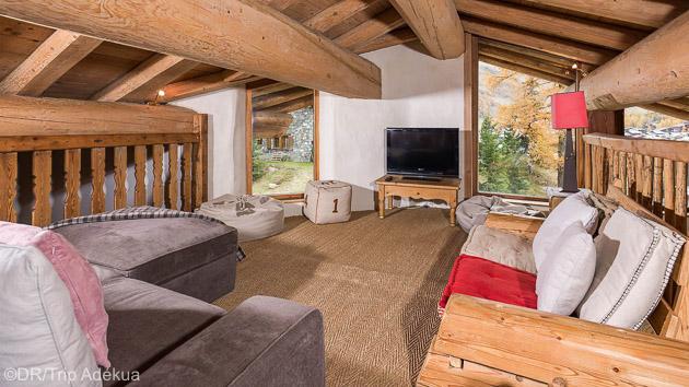 Votre chalet de luxe grand confort pour savourer les after skis