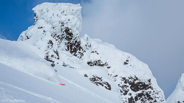 Les plus beaux itinéraires de free ski du Japon