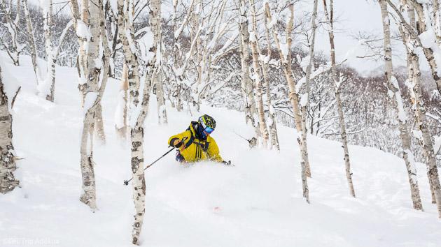 Découvrez les plus beaux itinéraires de ski de randonnée de l'île d'Hokkaido