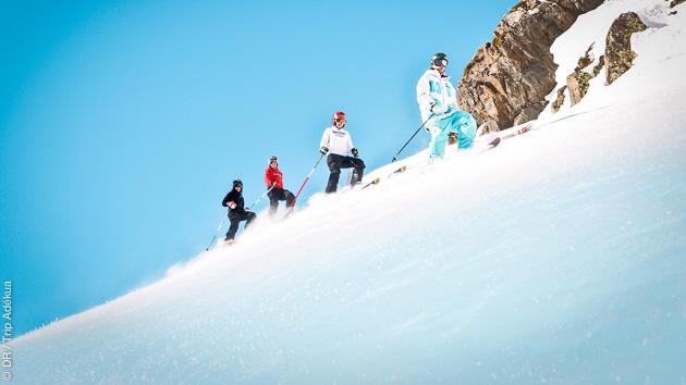 Formule au choix pour skier dans sur les pentes pyrénéennes, à la station Arcalis en Andorre