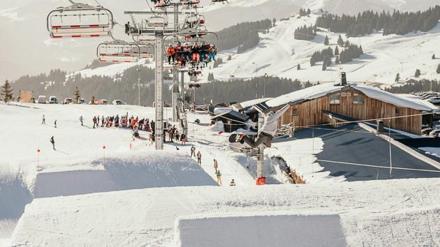 Un séjour ski freeride de rêve dans l'une stations des Portes du Soleil