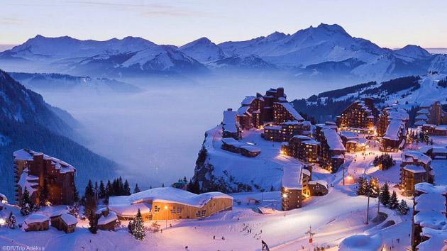 Venez skier sur les pistes de Morzine-Avoriaz en Haute-Savoie