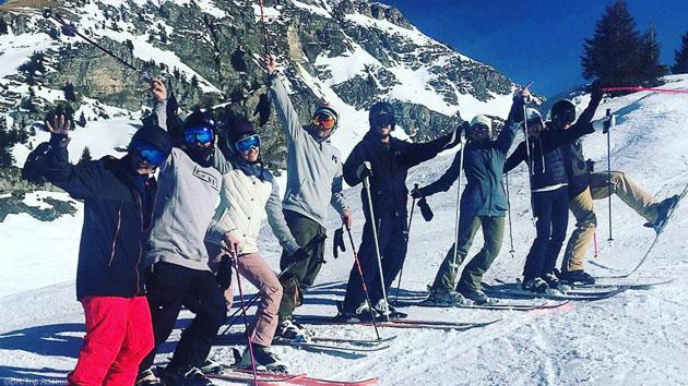 Venez passer un séjour free ski de rêve aux Portes du Soleil