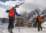 Jours 1 et 2: Ski freeride relax dans les stations de ski du Piémont - voyages adékua