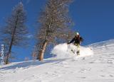 Jours 3 et 4: Sestrières et Prali, ski freeride sur des itinéraires grandioses en Italie - voyages adékua