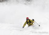 Ski freeride en famille à Gresse en Vercors - voyages adékua