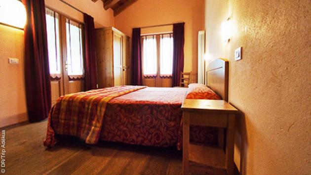 appartement pour ce séjoru ski en italie