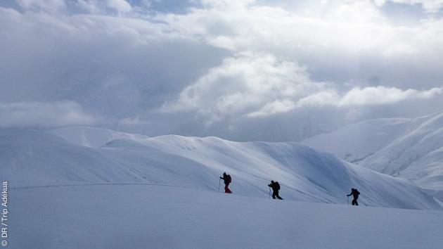 Un séjour ski freeride de rêve à La grave dans les Hautes-Alpes