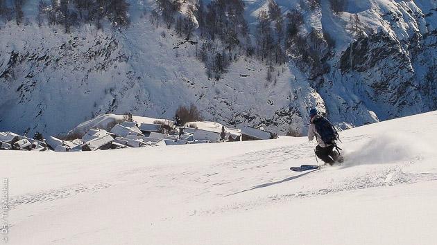 Descendez les plus belles pentes du massif de La Grave La Meije