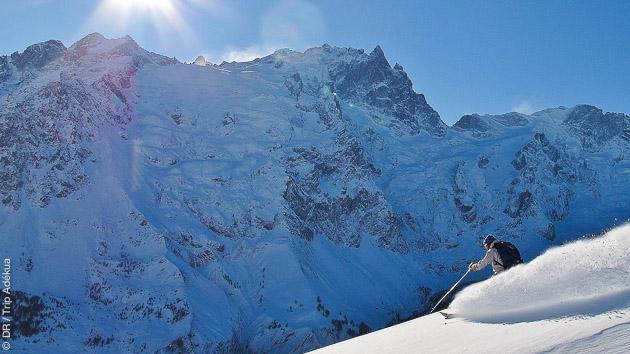 Votre séjour freeride dans les Hautes-Alpes