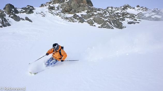un séjour ski fantastique dans la poudreuse de Méribel !