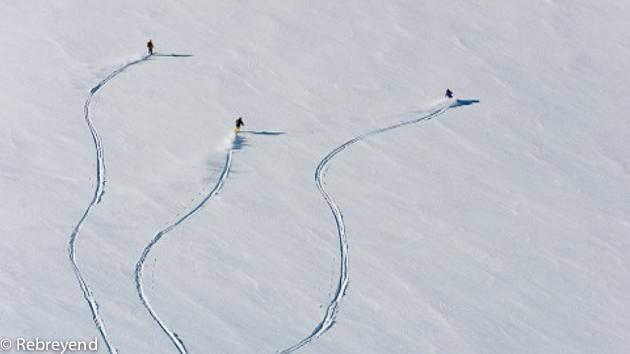 Skiez les plus belles pentes de Méribel au cœur des Trois Vallées