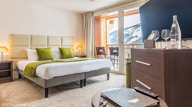 Votre hébergement tout confort en hôtel 3 étoiles pour skier à Méribel