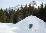 Découverte ski freeride de Combloux, la perle du Mont-Blanc - voyages adékua