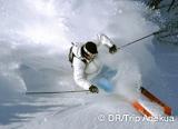 Ski freeride en famille aux Portes du Mont-Blanc - voyages adékua