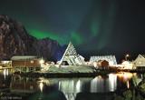 Un lodge tout confort à Svolvaer aux Lofoten - voyages adékua