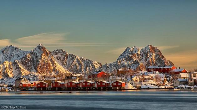 Découvrez les îles Lofoten pendant votre séjour de ski de randonnée