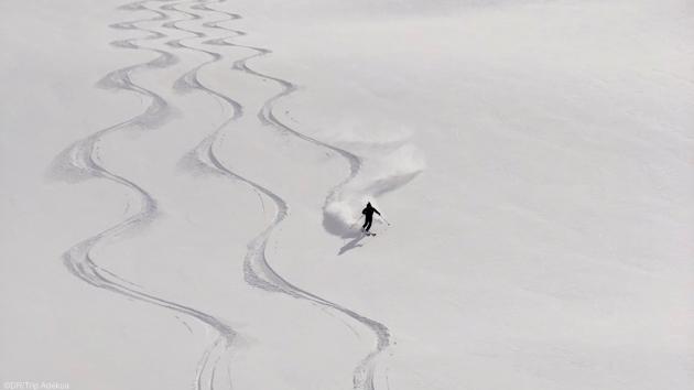 Tracez la poudreuse de Savoie en ski de rando