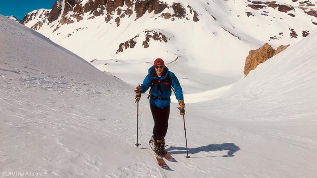 Descendez les plus beaux itinéraires de ski hors-piste de Val d'Isère