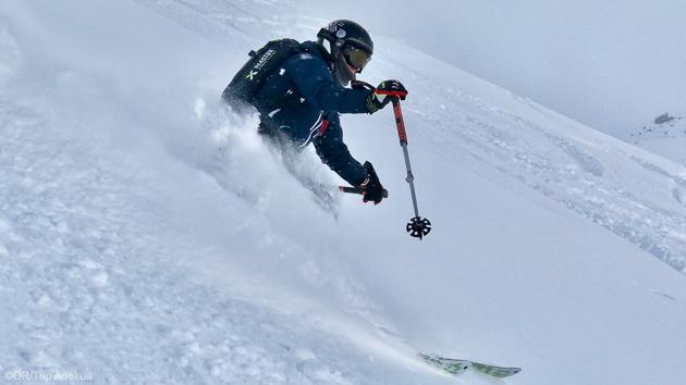 Un séjour de rêve en ski hors-piste à Val d'Isère