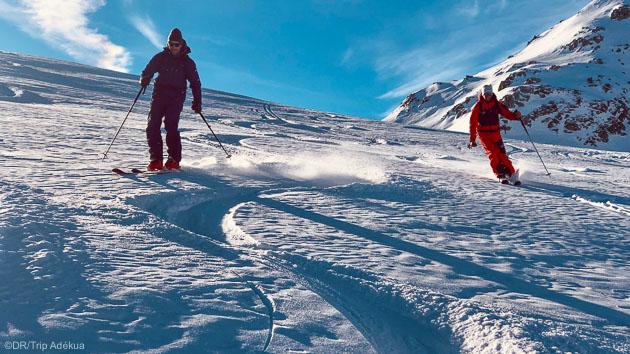 Profitez d'un week-end de ski hors-piste à Val d'Isère