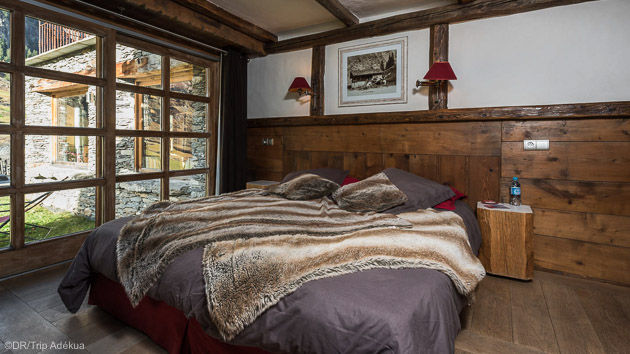 Votre hébergement grand luxe à Val d'Isère