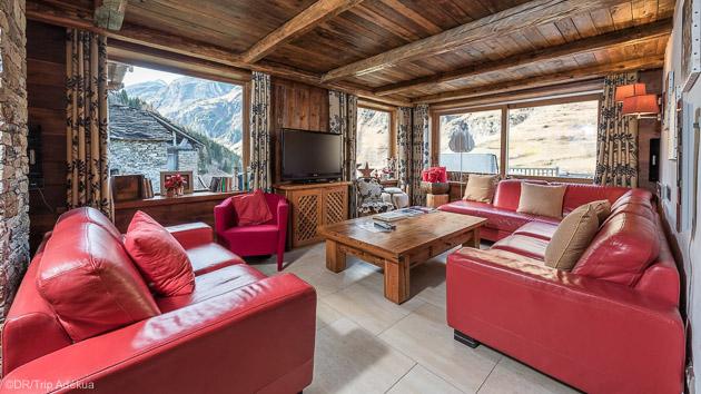 Un week-end de ski freeride en maison d'hôte haut de gamme en Savoie