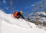 Jours 1 et 2: ski freeride rando sans stress en Italie - voyages adékua