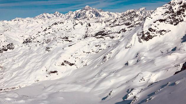 Skiez sur les pentes de l'Espace Killy entre Tignes et Val d'Isère