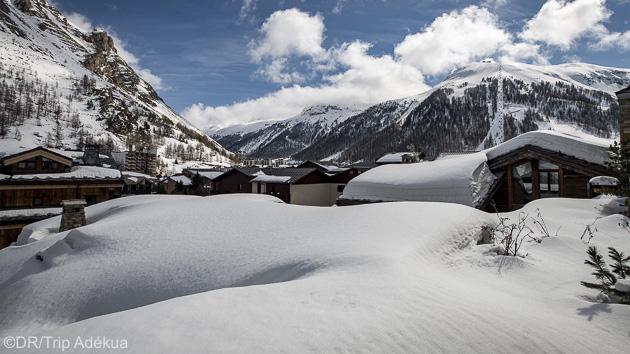Découvrez les plus beaux sommets de Tignes Val d'Isère pendant votre séjour au ski