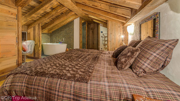 Un chalet authentique avec tout le confort et le luxe pour un séjour inoubliable