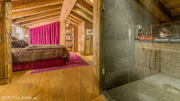 Ambiance montagne garantie pour votre chalet grand luxe à Val d'Isère