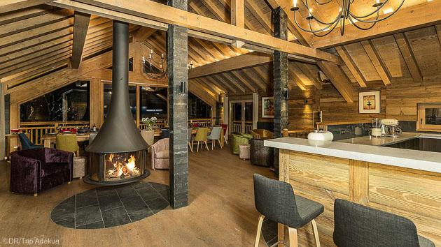 Vos vacances au ski dans un chalet grand luxe à Méribel
