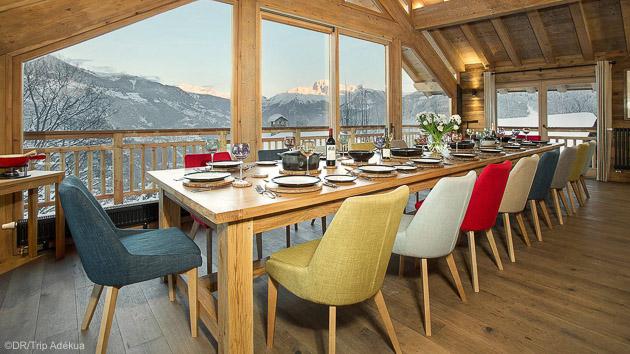 Votre chalet grand luxe à Méribel en Savoie