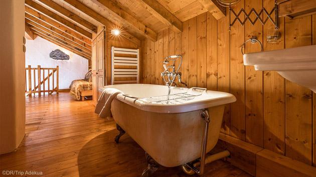 Profitez du luxe de votre chalet 5 étoiles pendant votre séjour au ski