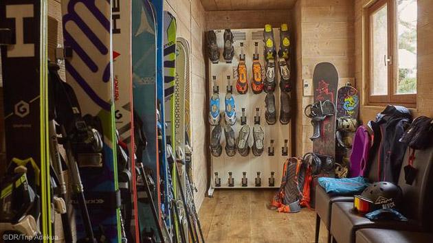 Un séjour avec la restauration et la location de votre matériel de ski