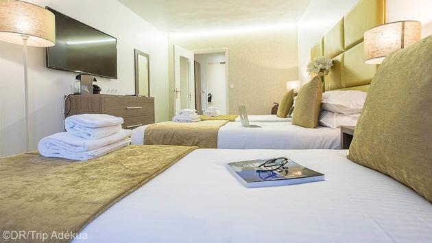 Skiez à Courchevel Trois Vallées avec hébergement en hôtel 2 étoiles