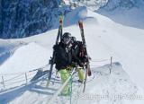 Chamonix Mont-Blanc un domaine majestueux à portée de skis - voyages adékua