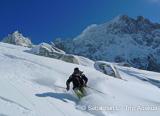 Une journée de ski placée sous le signe de l'aventure à Chamonix - voyages adékua