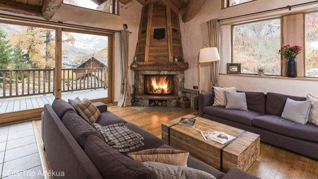 Vos vacances au ski en chalet de luxe Val d'Isère