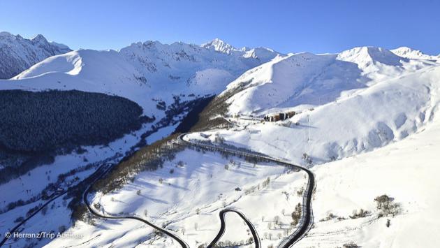 Safari freeride dans les Pyrénées !