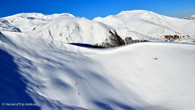 Peyragudes, Pyrénées, pour votre séjour ski freeride et relaxation en amoureux !